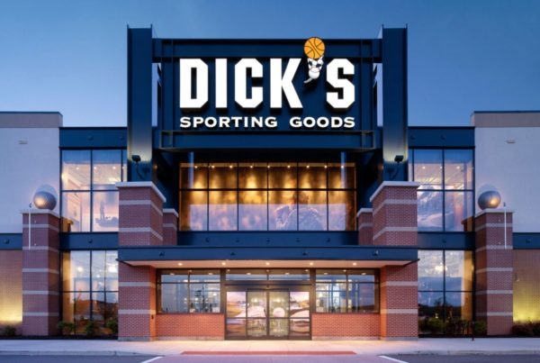 Dick's Sporting Goods following Best Buy's 'playbook' after athletic-store bankruptcies
