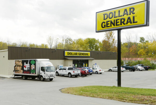 Dollar General thrives amid pandemic reshaped retail